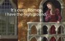 Słynna scena z Harrego Pottera odtworzona w Hamlecie