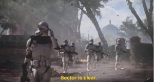 Sector is extreme clear
