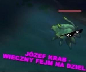 Józef krab