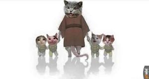 Wojownicze Koty Ninja