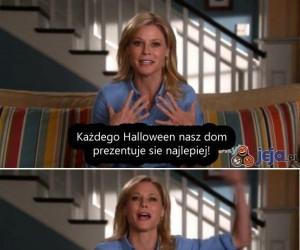 Przesada na Halloween