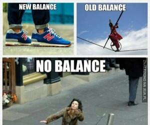 Różne oblicza balansu