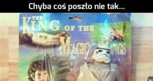 Frodo, musisz zniszczyć Gwiazdę Śmierci!