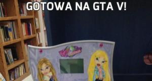 Gotowa na GTA V!