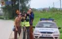 Atrapa drogówki atrakcją turystyczną