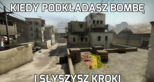 Kiedy podkładasz bombę