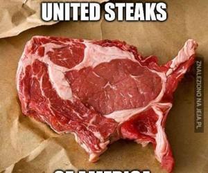Patriotyczny stek