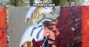 Prawdziwa sztuka ulicy