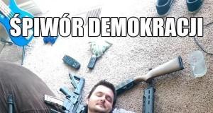 Śpiwór demokracji