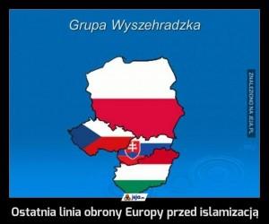Ostatnia linia obrony Europy przed islamizacją