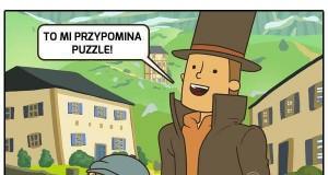 Puzzle, puzzle... Wszędzie puzzle!