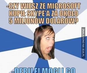 Microsoft i Skype