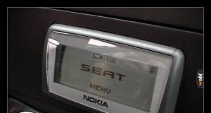 Samochody z technologią Nokii