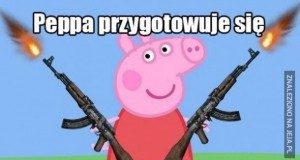 Peppa i imigranci