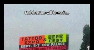 Zlot miłośników złych decyzji
