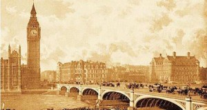 Londyn: kiedyś i dziś