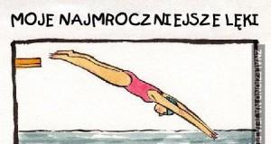 Moje najmroczniejsze lęki: Pływaczka