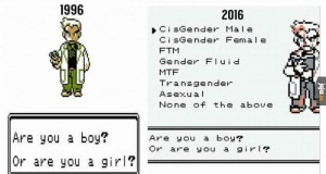 Pokemon 1996 vs 2016