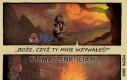 Mojżesz i płonący krzew