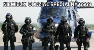 Niemiecki oddział specjalny GSG9