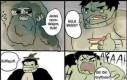 Jesteś czarodziejem, Hulk