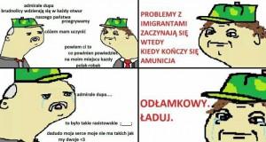 Problem z imigrantami