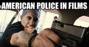 Amerykańska i brytyjska policja