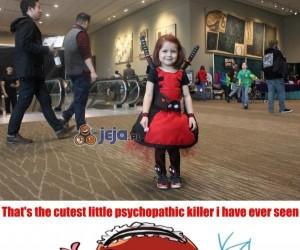 Słodka mała psychopatka