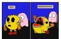 Pac-Man bez owijania w bawełnę