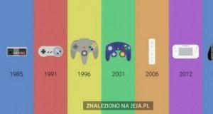 Ewolucja Nintendo