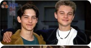 Tobey Maguire i Leonardo DiCaprio po latach