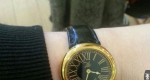 Zegarek mi odpływa