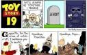 Zbiór krótkich, zabawnych komiksów