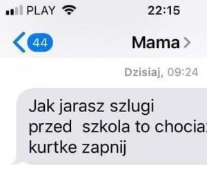 Troskliwa mama