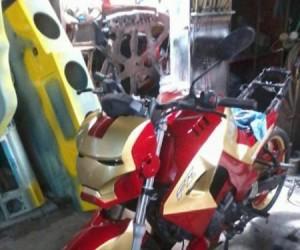 Motor Iron Mana