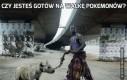 Czy jesteś gotów na walkę Pokemonów?