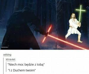 Idźcie w pokoju Yody