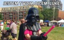 Jestem twoim ojcem, Luke!