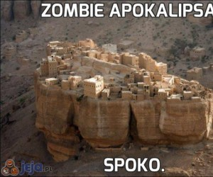 Zombie apokalipsa?