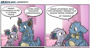Choroby w Pokemonach