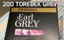 200 torebek Greya
