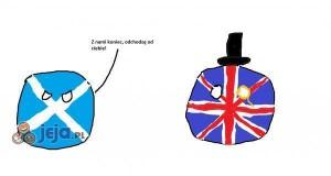 Szkocja chyba jednak zostaje z Wielką Brytanią