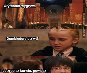 Harry Potter zdissowany