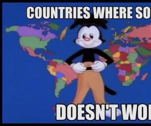 Kraje, w których socjalizm nie działa