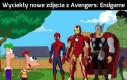 Czyżby Fineasz i Ferb znaleźli sposób na cofnięcie klątwy Thanosa?