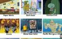 Sceny ze Spongeboba jako znane gry komputerowe