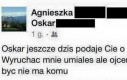 Facebook to idealne miejsce na takie wyznania