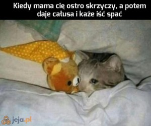 Mamo, dlaczego?