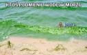 Ktoś podmienił wodę w morzu