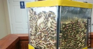 Automat z nabojami